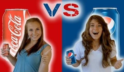 Coca Cola Zero eller Pepsi Max?Drikker du pepsi max eller cola zero?Hva liker du best?