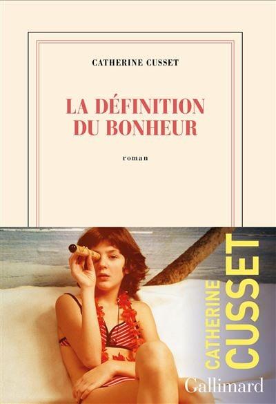 Roman de femmes, fort, moderne et incisif. Nous retrouvons le talent de Catherine Cusset. #ladéfinitiondubonheur Catheri...