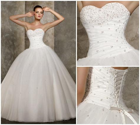 Ce n'est pas un poisson d'Avril, les robes de mariée sont sur le site à des prix compétitifs. Connectez-vous vite: www.m...