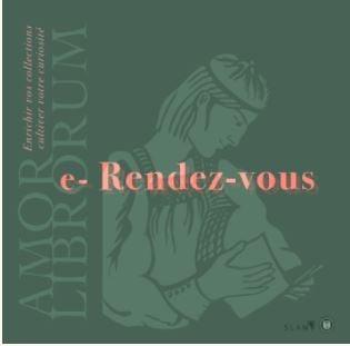 Retrouvez la sélection de la librairie Huret sur le Salon virtuel mensuel de la Librairie ancienne, du samedi 3 (à 15 h)...